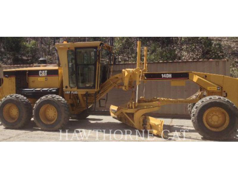 CATERPILLAR АВТОГРЕЙДЕРЫ 140HNA equipment  photo 5