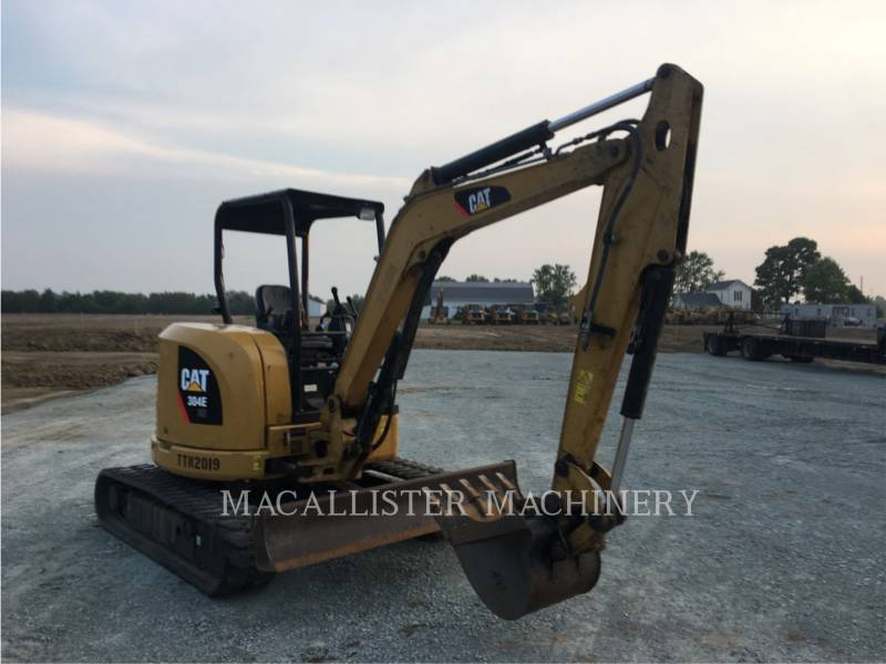 CATERPILLAR ESCAVADEIRAS 304ECR equipment  photo 2