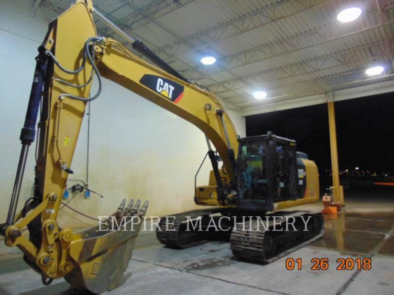 CATERPILLAR TRACK EXCAVATORS 320FL equipment  photo 4