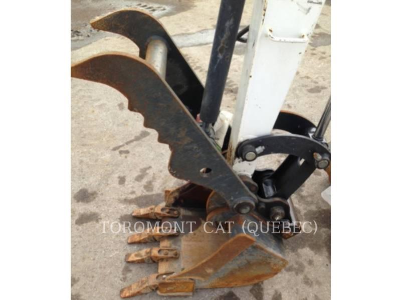 BOBCAT EXCAVATOARE PE ŞENILE E26 equipment  photo 16