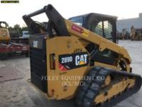 Caterpillar MINIÎNCĂRCĂTOARE RIGIDE MULTIFUNCŢIONALE 289DSTD2CA equipment  photo 4
