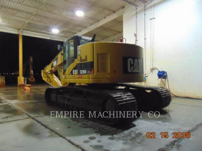 CATERPILLAR トラック油圧ショベル 328DL    P equipment  photo 3