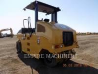 CATERPILLAR PNEUMATIC TIRED COMPACTORS CW16 equipment  photo 3