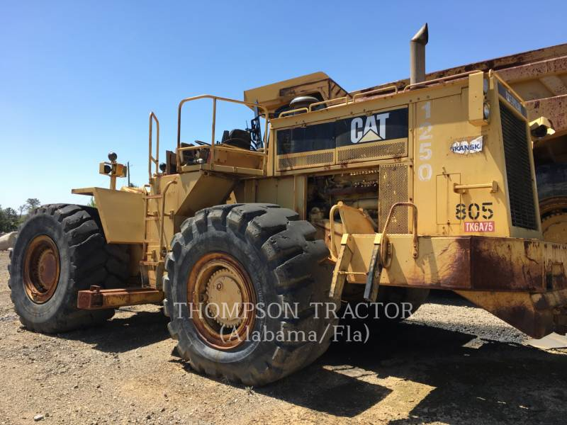 CATERPILLAR TRACTEURS SUR PNEUS 834B equipment  photo 7