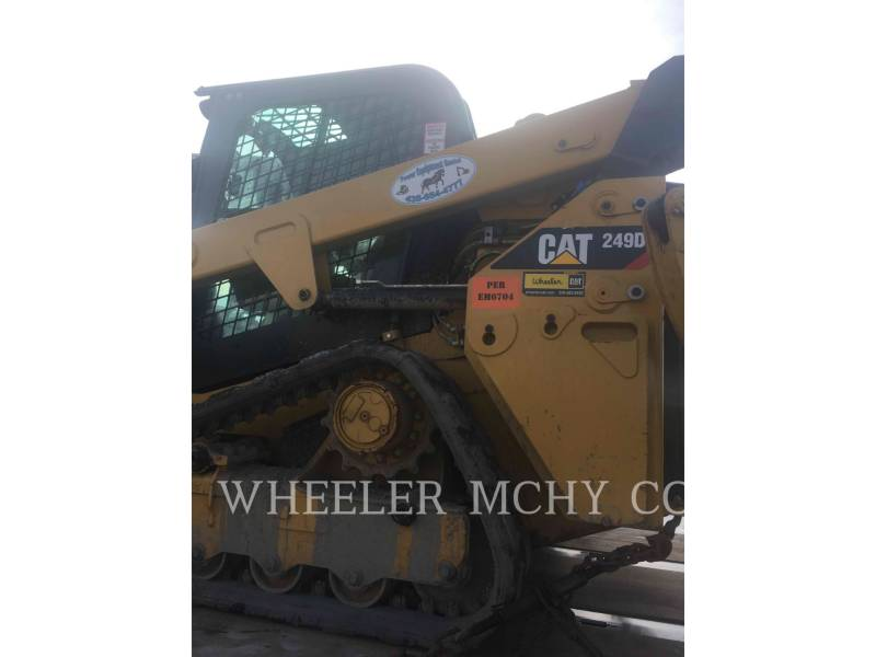 CATERPILLAR CHARGEURS TOUT TERRAIN 249D C3-H2 equipment  photo 3