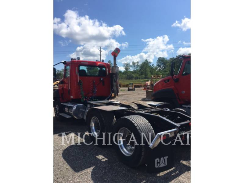 CATERPILLAR CAMIONS ROUTIERS CT660 T13A6 equipment  photo 4