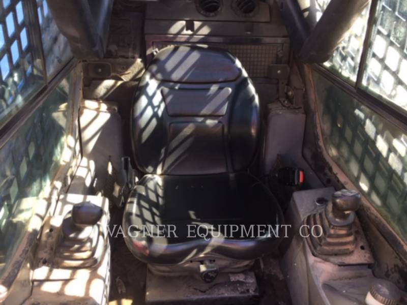 TEREX CORPORATION PALE COMPATTE SKID STEER PT-100G equipment  photo 5