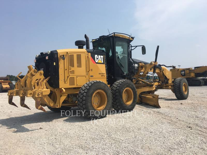 CATERPILLAR MOTORGRADER 160M2AWD equipment  photo 3