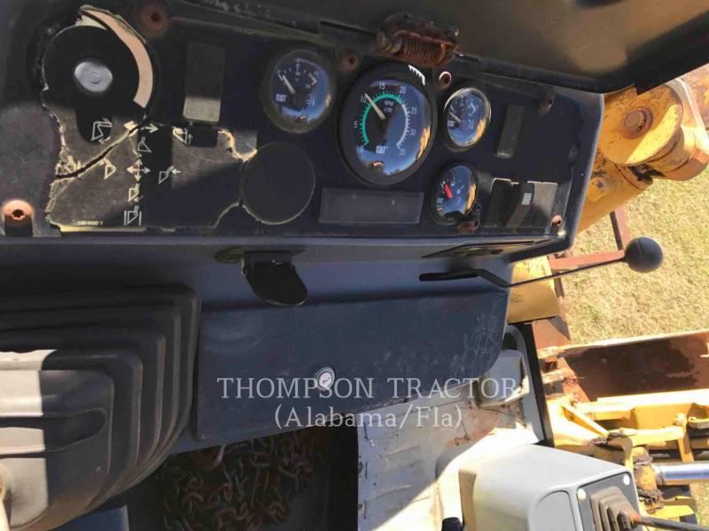 CATERPILLAR BACKHOE LOADERS 416C equipment  photo 7