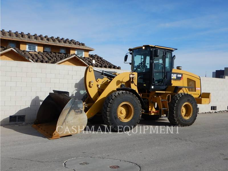 CATERPILLAR INDUSTRIAL LOADER 938K equipment  photo 1