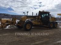 Equipment photo CATERPILLAR 160M2 АВТОГРЕЙДЕРЫ 1