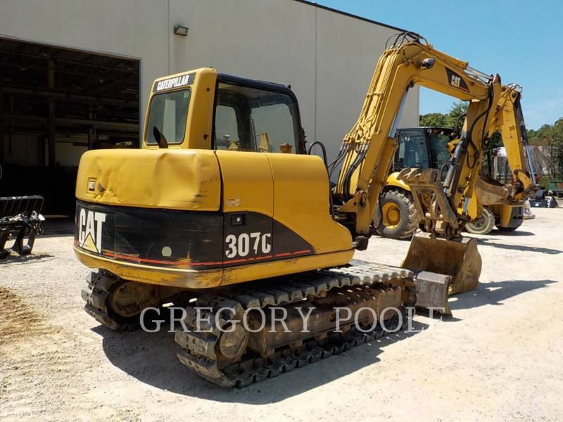 CATERPILLAR TRACK EXCAVATORS 307C equipment  photo 10