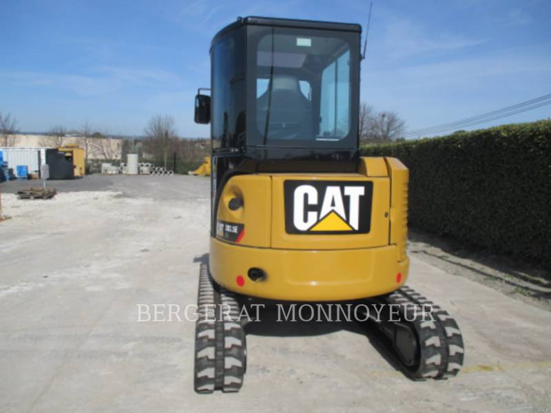 CATERPILLAR EXCAVADORAS DE CADENAS 303.5E CR equipment  photo 3