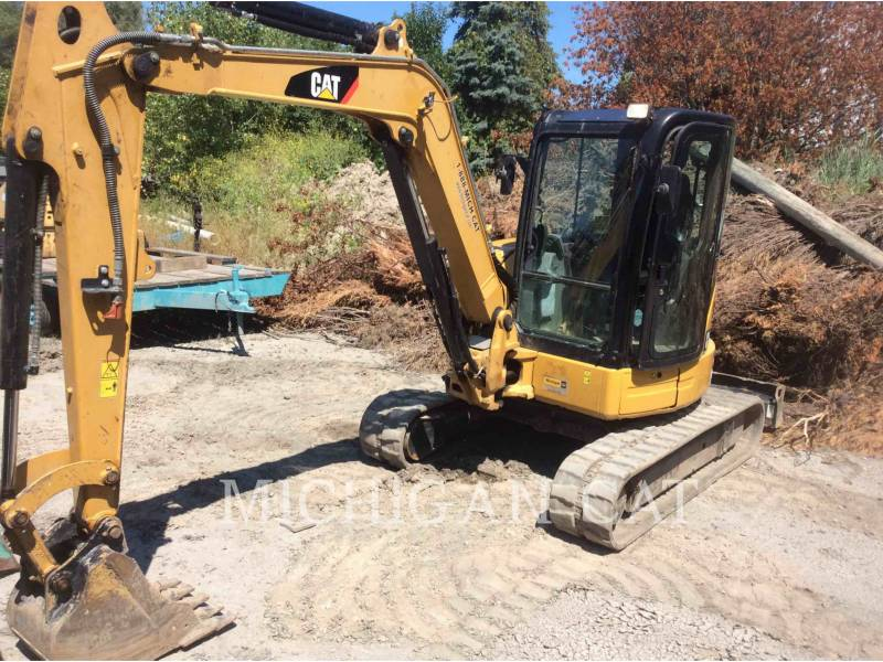 CATERPILLAR TRACK EXCAVATORS 305.5ECR A equipment  photo 1