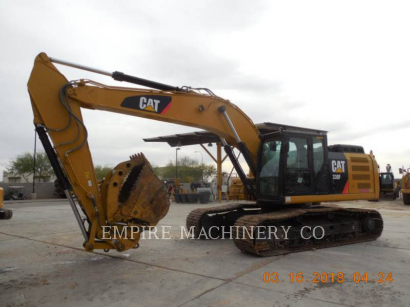 CATERPILLAR KETTEN-HYDRAULIKBAGGER 330FL    P equipment  photo 4