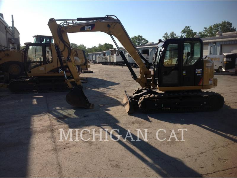 CATERPILLAR EXCAVADORAS DE CADENAS 308E2 R equipment  photo 8