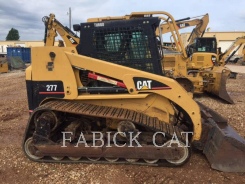 CATERPILLAR CHARGEURS TOUT TERRAIN 277 equipment  photo 1