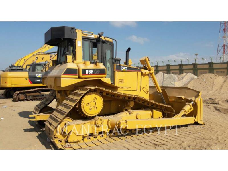 CATERPILLAR TRACK TYPE TRACTORS D6RIILGP equipment  photo 1