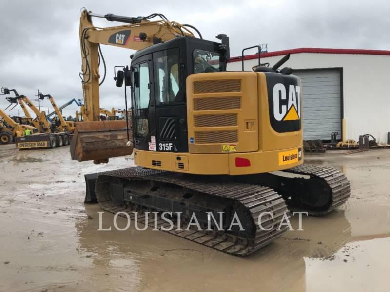 CATERPILLAR 履带式挖掘机 315FLCR equipment  photo 3