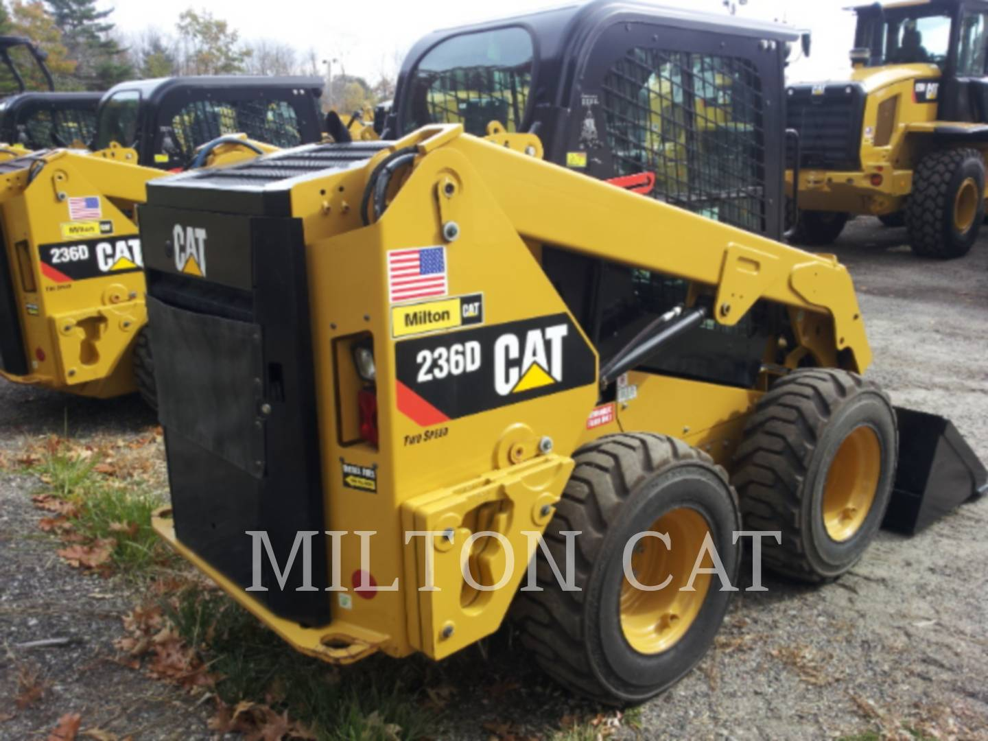 Detail photo of 2014 Caterpillar 236D from Construction Equipment Guide