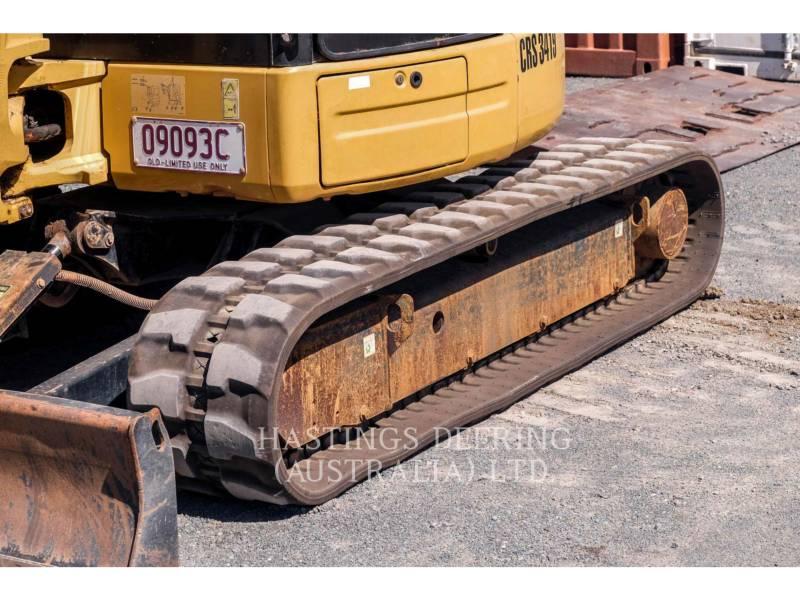 CATERPILLAR TRACK EXCAVATORS 305.5E C2 equipment  photo 11