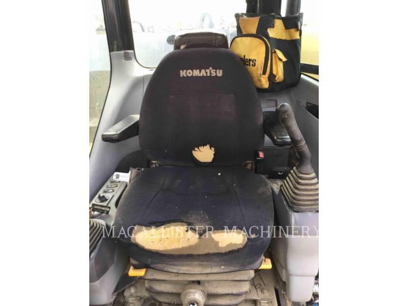 KOMATSU EXCAVADORAS DE CADENAS PC308USLC equipment  photo 10