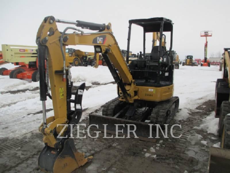 CATERPILLAR TRACK EXCAVATORS 303ECR equipment  photo 1