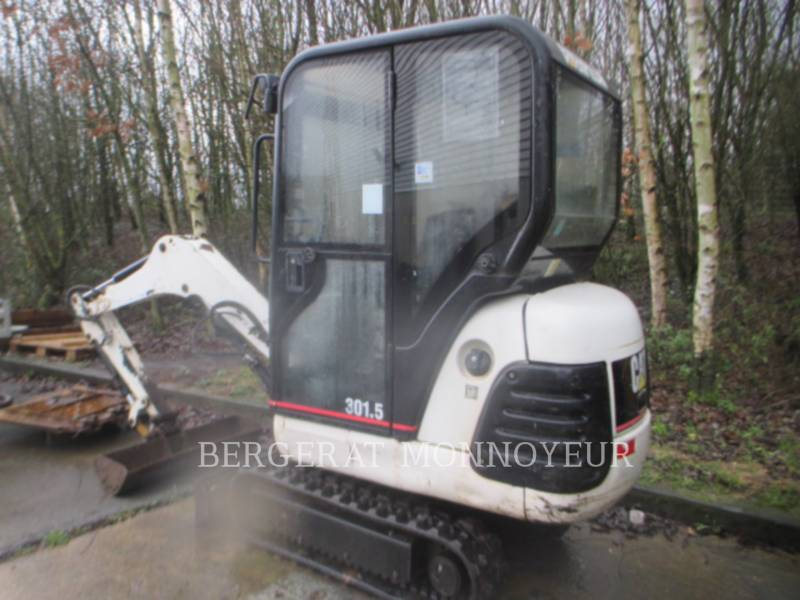 CATERPILLAR TRACK EXCAVATORS 301.5 equipment  photo 4