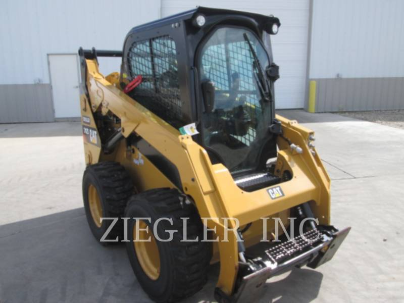 CATERPILLAR MINICARGADORAS 242DSR equipment  photo 2