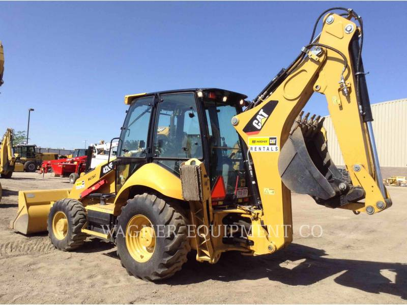 Caterpillar BULDOEXCAVATOARE 420F 4WD equipment  photo 4