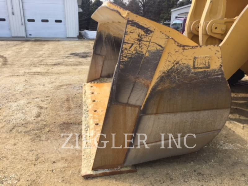 CATERPILLAR MINING WHEEL LOADER 980G equipment  photo 7