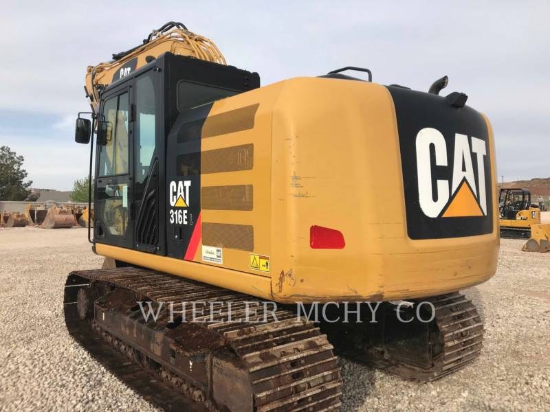 CATERPILLAR KOPARKI GĄSIENICOWE 316E L CF equipment  photo 7