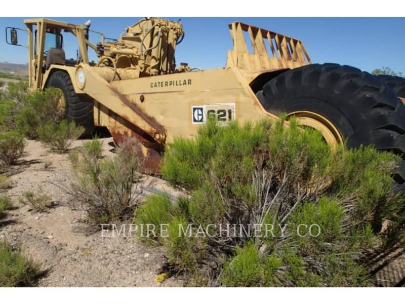 CATERPILLAR TRATOR-ESCRÊIPER DE RODAS 621 equipment  photo 4