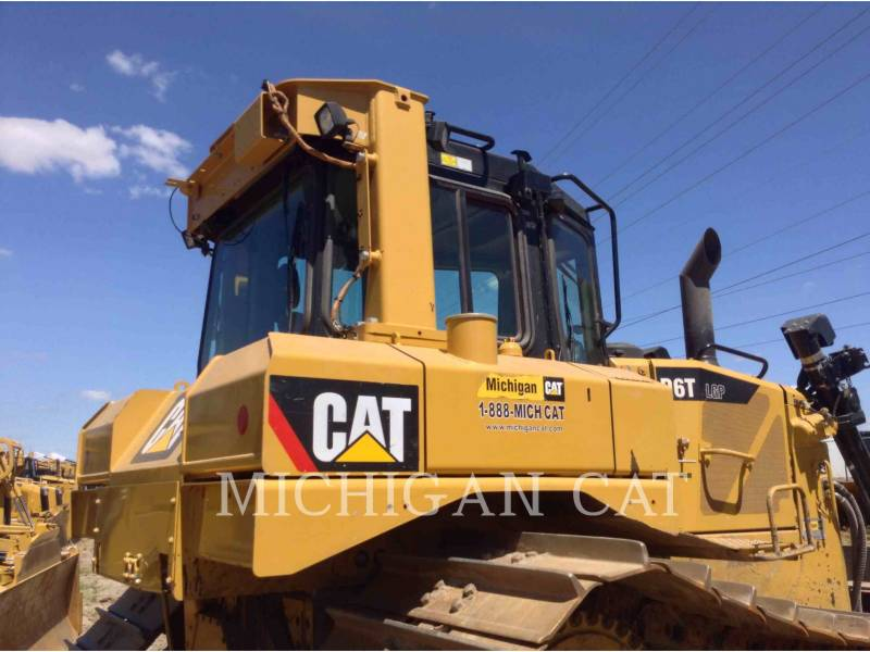 CATERPILLAR CIĄGNIKI GĄSIENICOWE D6TL CA equipment  photo 15