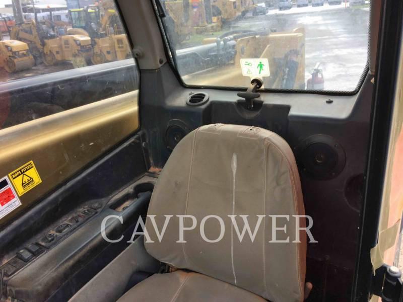 CATERPILLAR TELEHANDLER TH417 equipment  photo 13
