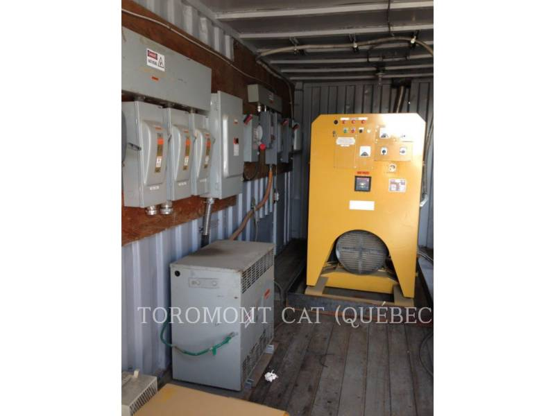CATERPILLAR STATIONARY GENERATOR SETS 3304, 90KW 600V equipment  photo 6