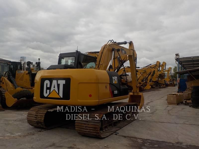 CATERPILLAR EXCAVADORAS DE CADENAS 312D2L equipment  photo 4