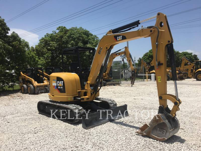 CATERPILLAR トラック油圧ショベル 305.5E2CR equipment  photo 10