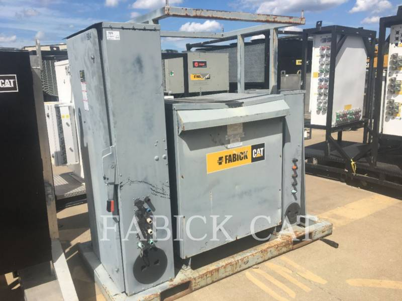 OTHER US MFGRS STROMERZEUGER 300KVA TRANSFORMER equipment  photo 1