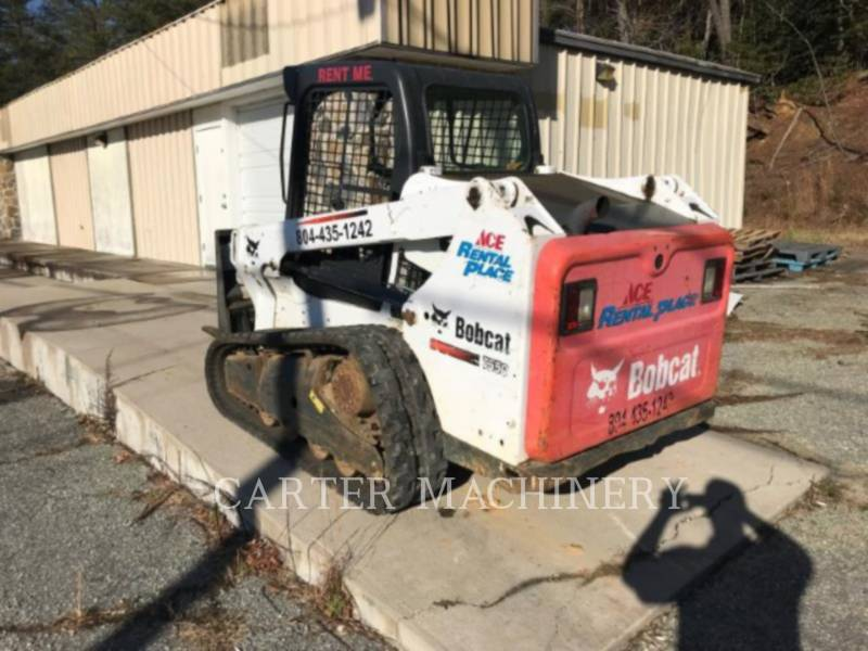 BOBCAT CHARGEURS COMPACTS RIGIDES BOB T550 equipment  photo 4
