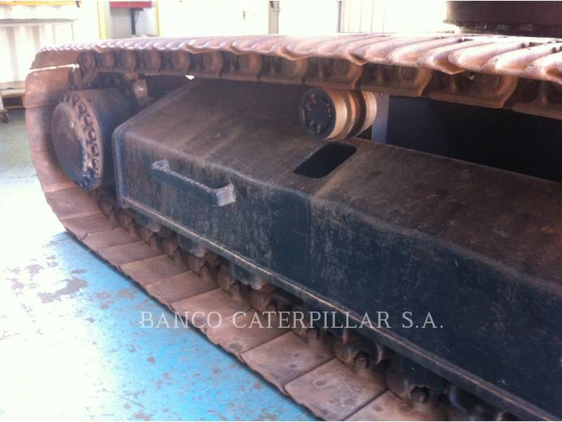 CATERPILLAR KETTEN-HYDRAULIKBAGGER 336DL equipment  photo 11