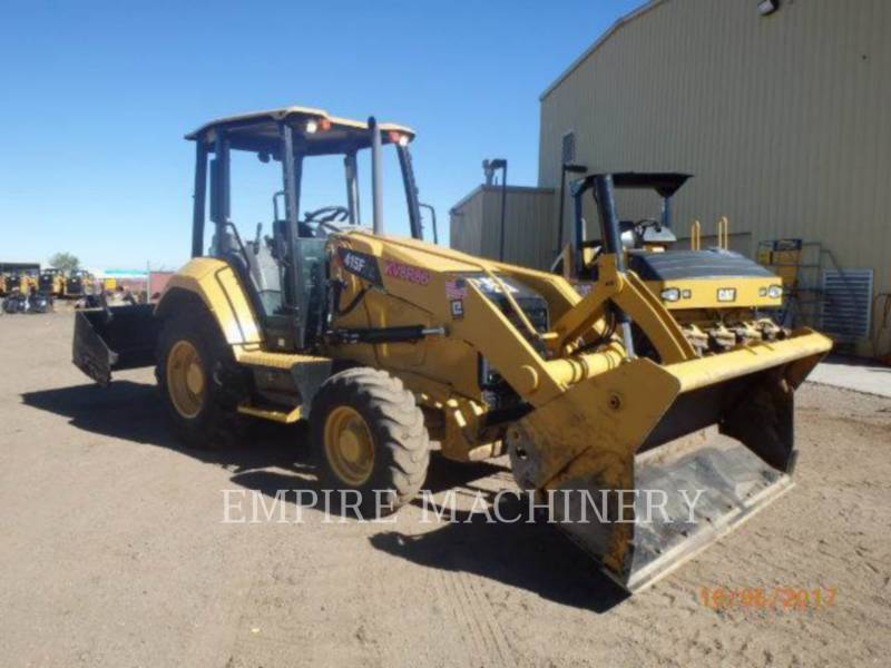 CATERPILLAR CHARGEUR INDUSTRIEL 415F2IL equipment  photo 1