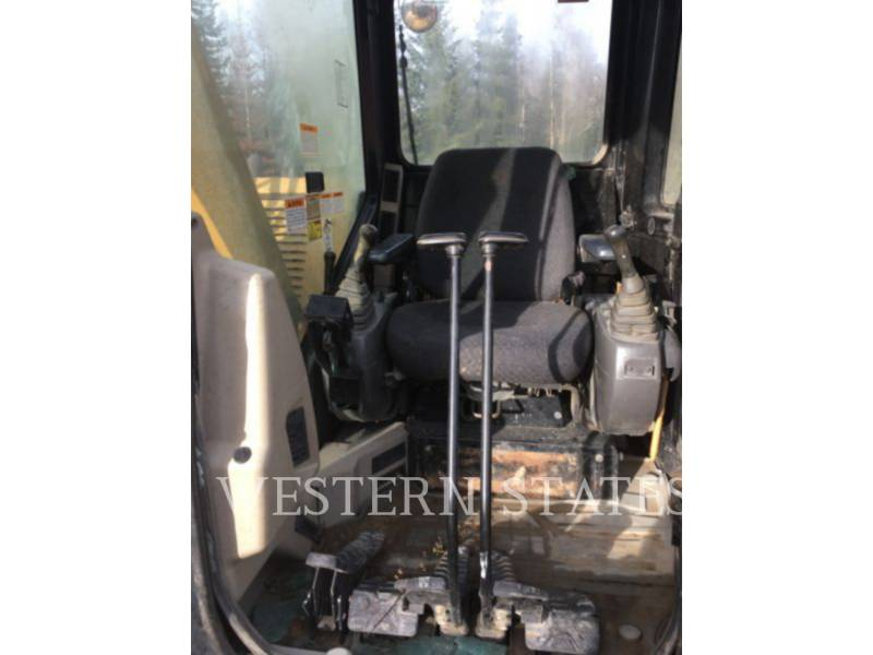 CATERPILLAR TRACK EXCAVATORS 308C equipment  photo 4