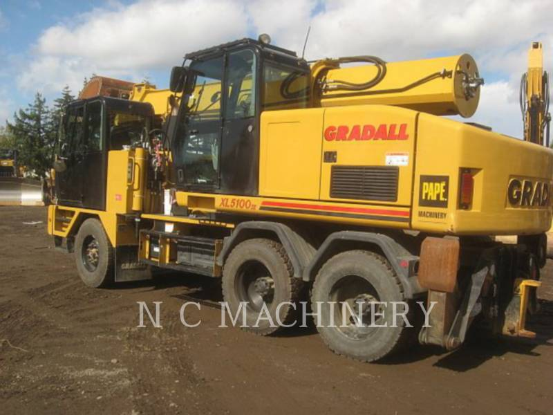 GRADALL COMPANY OVERIGE XL5100IV equipment  photo 4