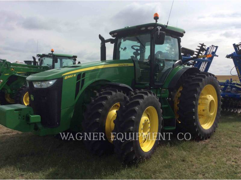 JOHN DEERE LANDWIRTSCHAFTSTRAKTOREN 8360R equipment  photo 1