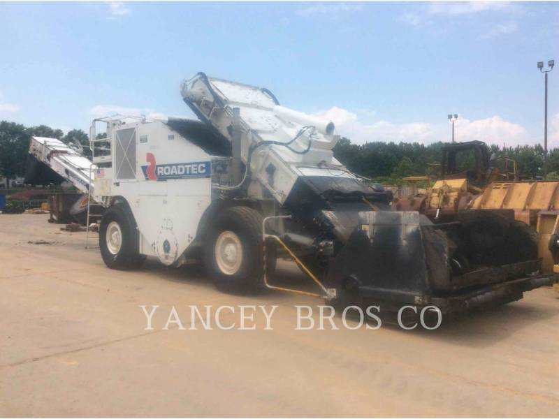 ROADTEC ASPHALT PAVERS SB2500D equipment  photo 4