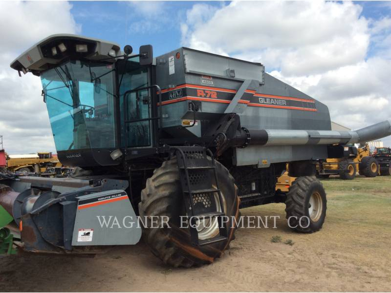GLEANER COMBINES R72 equipment  photo 2