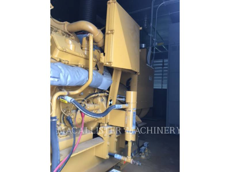 CATERPILLAR STATIONARY GENERATOR SETS 3412 equipment  photo 4