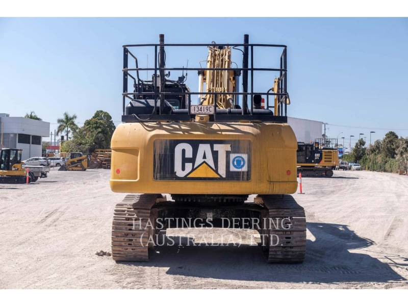 CATERPILLAR EXCAVADORAS DE CADENAS 336DL HS equipment  photo 4