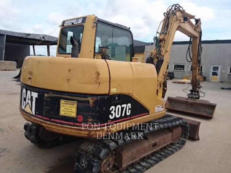 CATERPILLAR TRACK EXCAVATORS 307 C equipment  photo 4